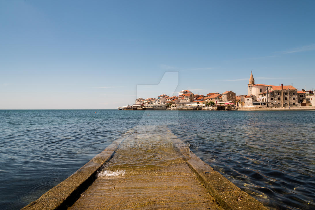 Umag, Croatia by QErazor
