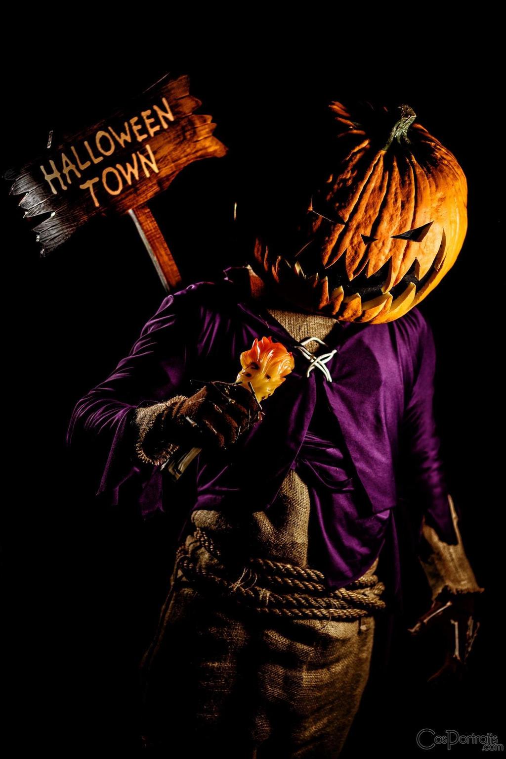 Pumpkin King Of Halloweentown | Wallsviews.co