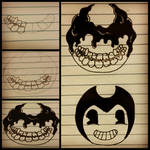 Bendy and The Ink Demon