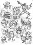 TF sketches