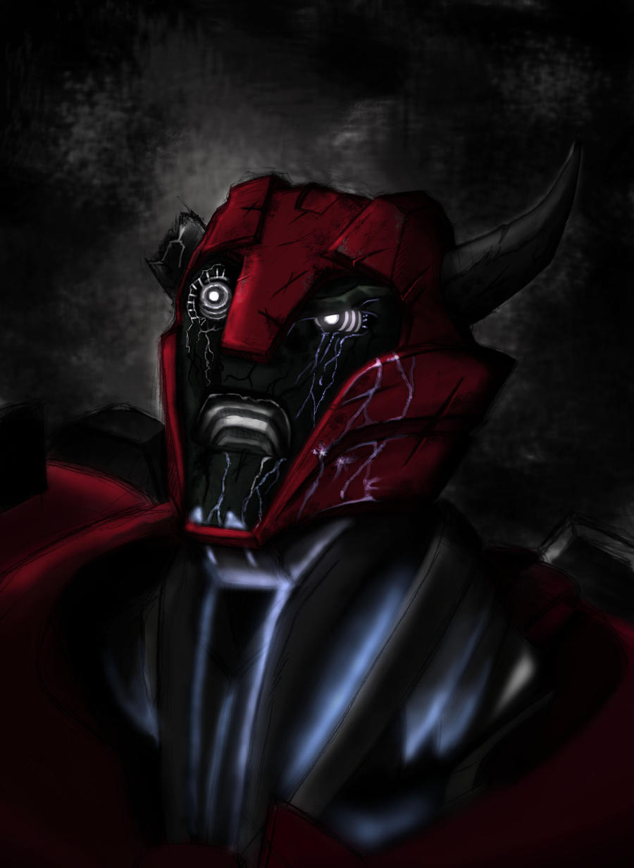 TFP: Cliffjumper by Miklche04