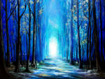 Way to the light by Nayraelin