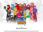 Muslim Woman and Girl Fashion