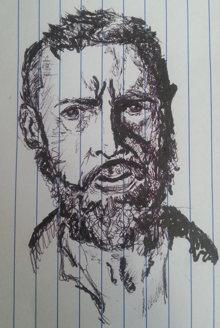 Vincent Van Gogh by TiffanyCarvalho
