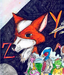 StarFox: Perspectives banner 1 by Southstarr
