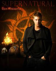 Dean Winchester by LanaArts