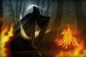 Dance of Death by LanaArts