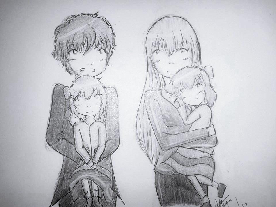 Little Cuzu Family by DistantAnimeDreamer