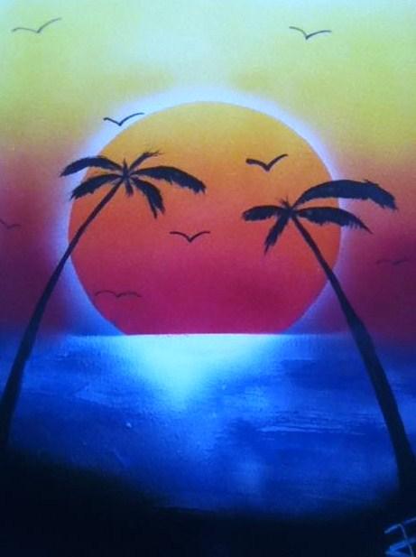 Sunset 5 by shigaru254
