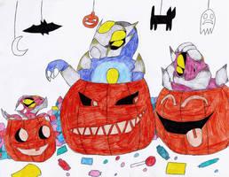 Halloween Hoarders