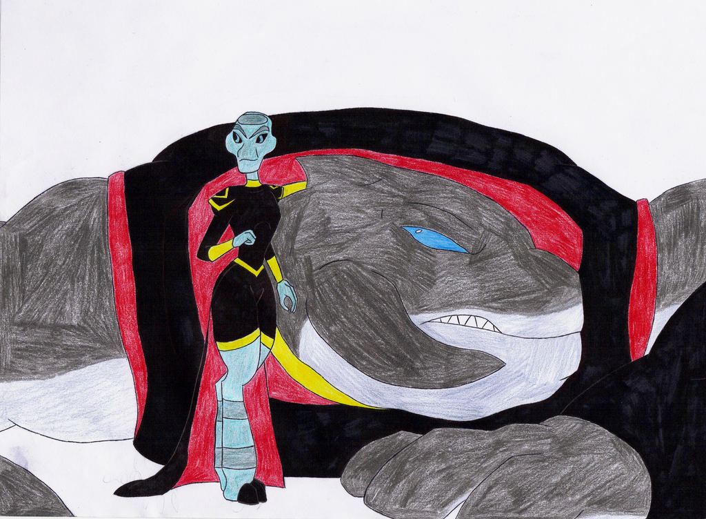 The Elite of the United Galactic Federation by Tigressa101 on DeviantArt