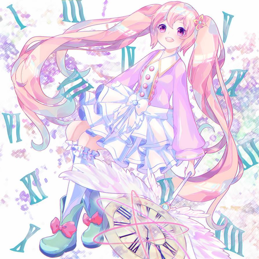 Art Trade: Aria by lulla-dream