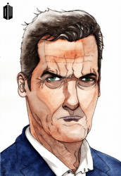The 12th Doctor by NO!