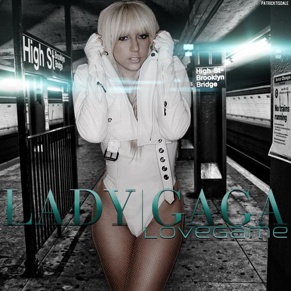 Lady Gaga-Lovegame