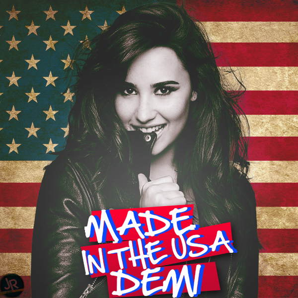 Demi Lovato Made In The Usa Single By Juaanr
