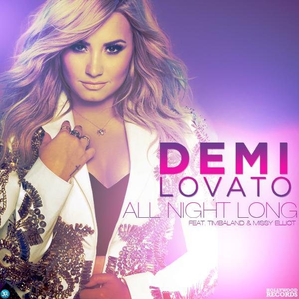 Demi Lovato all night long