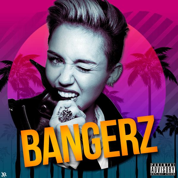 Miley Cyrus - Bangerz by JuaanR on DeviantArt