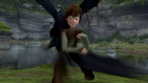 Never, ever EVER pause How to Train Your Dragon