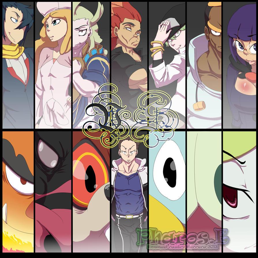 My life in Pokemon white 04 by Pharos-E