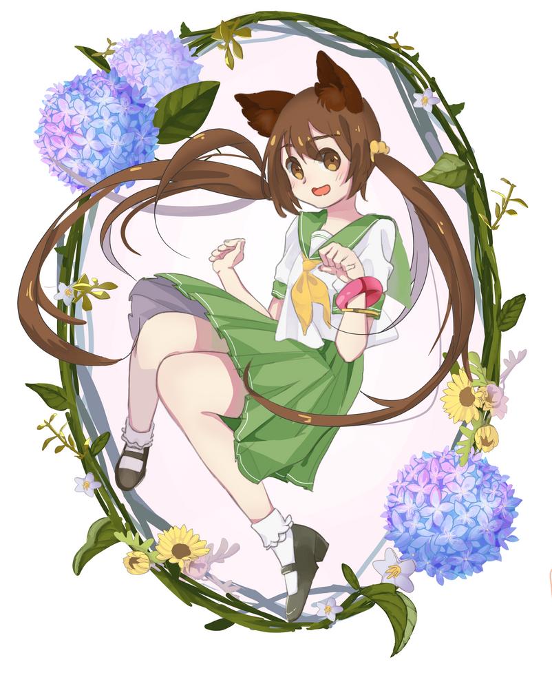 Ai - chann by sychin0401