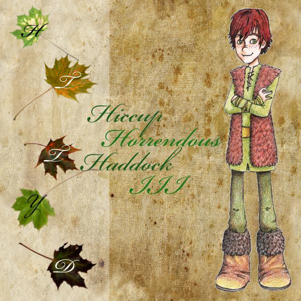 HHH III by SweetReichel