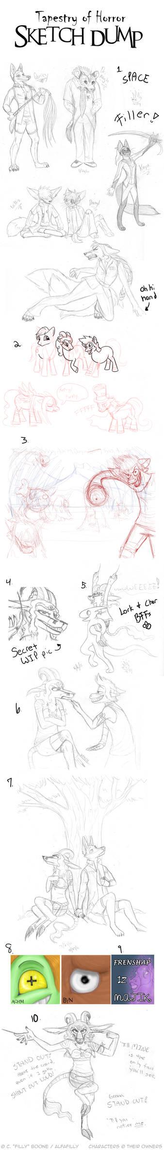 ToH: Sketch Dump