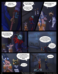 The Selection - page 61 by AlfaFilly