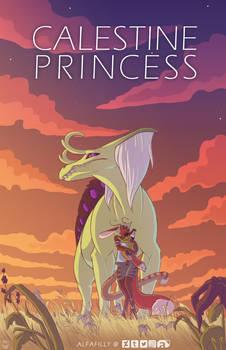 CALESTINE PRINCESS Poster