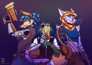 Robo-Arm Club UNITE