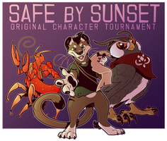 Safe by Sunset - OCT