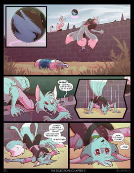 The Selection - Ch3 page 32