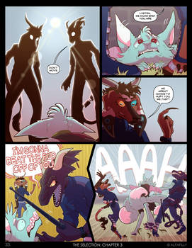 The Selection - Ch3 page 33