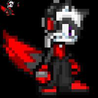 Crimson the Wolf by Dark15Shooter