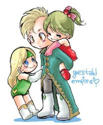 Gestahl Empire babies