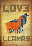 Just love llamas