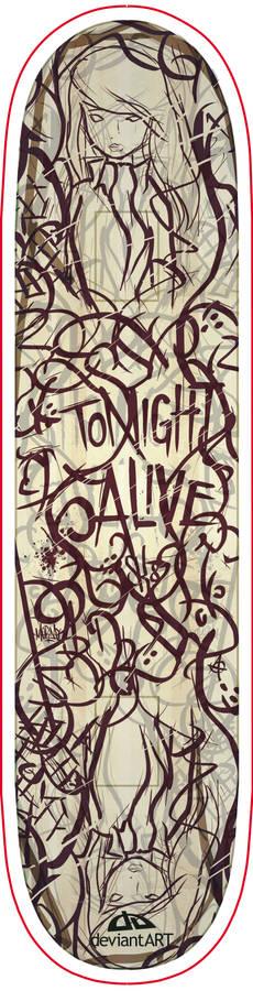 Tonight Alive Deck