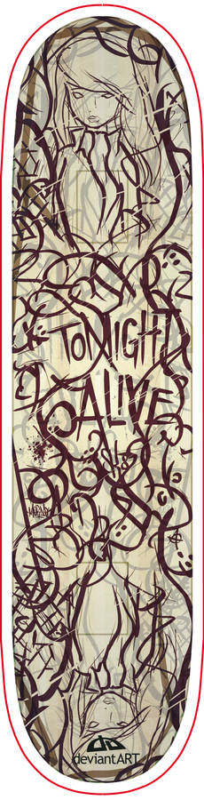 Tonight Alive Deck