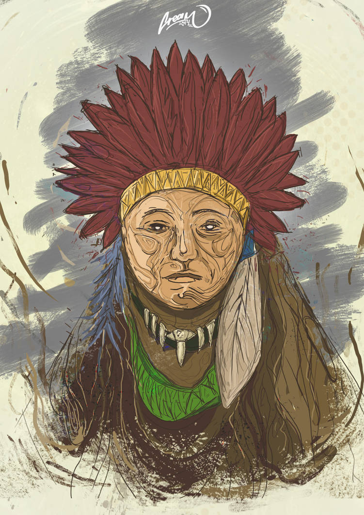 Some tribal stuff