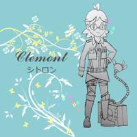 Clemont AoT mashup by TamamoMae