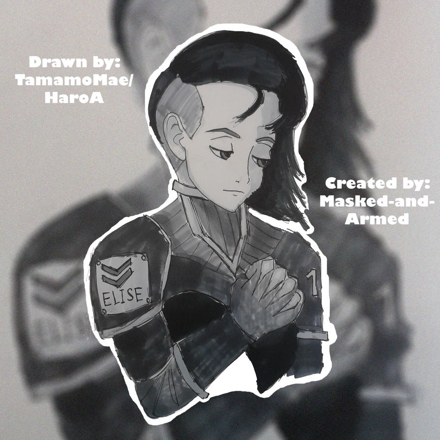 Elise by TamamoMae