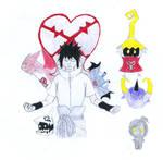 Sasuke Uchiha, The Heartless King