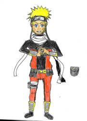 Naruto's My Hero Academia RP Clothes by spiralmaestro