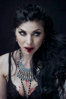 Vampire by Sharuzen