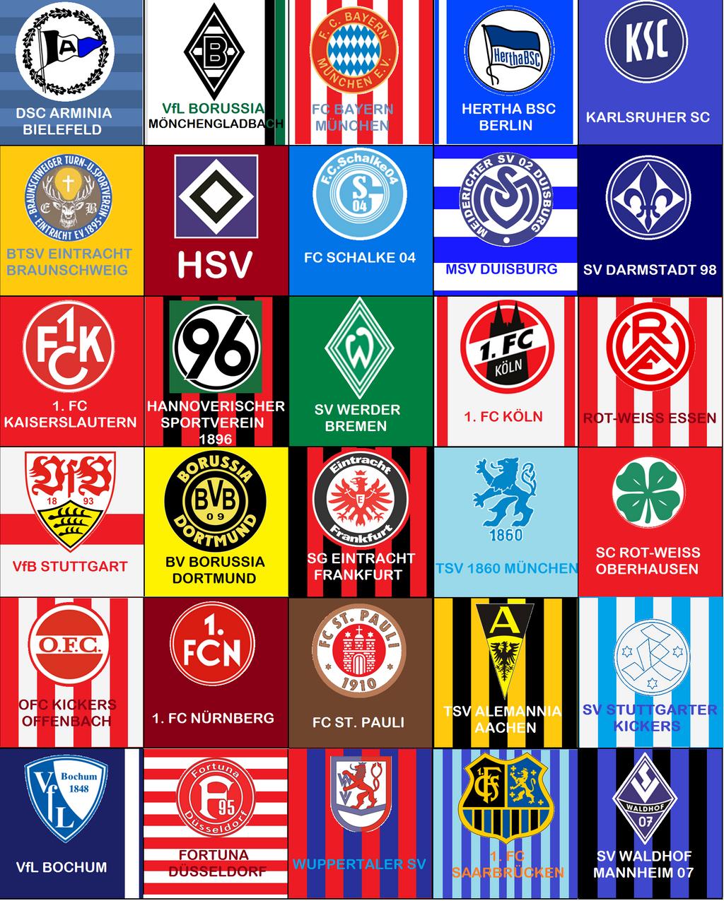 Traditional bundesliga retro by italianvolcano on deviantart for Bundesliga videos