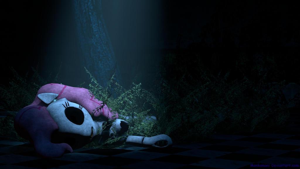 Broken Pinkie by monkamoni