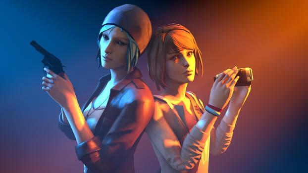 [SFM] Chloe and Max