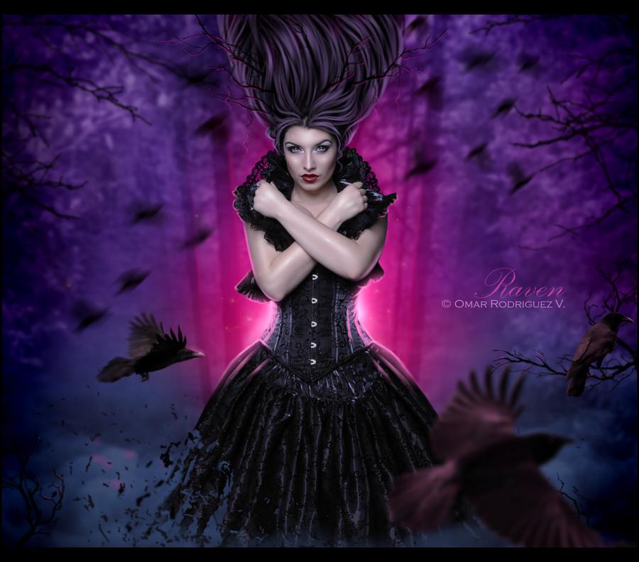 + Raven + by OmarRodriguezV