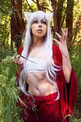 Inuyasha cosplay by AliCat2011