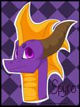 Chibi Spyro