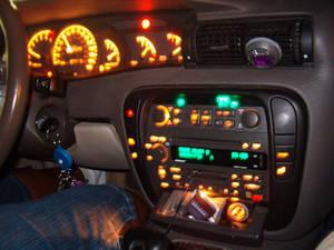 Dashboard lights...